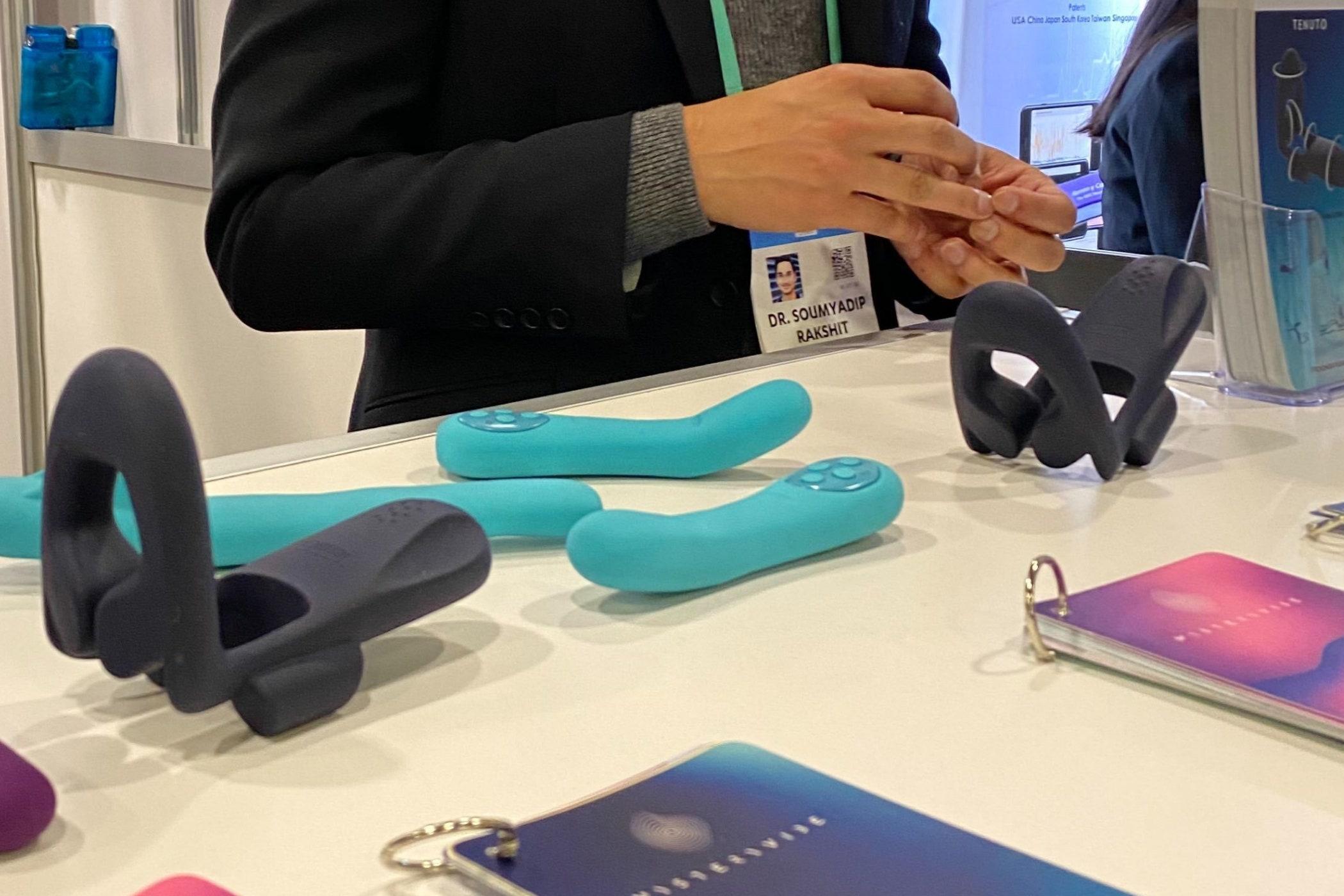 CES 2020 Yarışması Finalinde Göze Çarpan Akıllı Vibratör