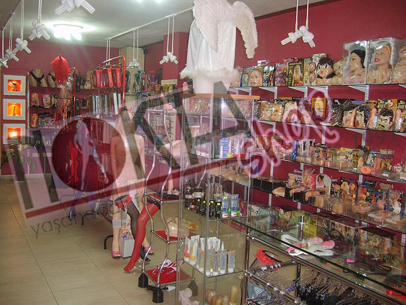Aksaray Sex Shop