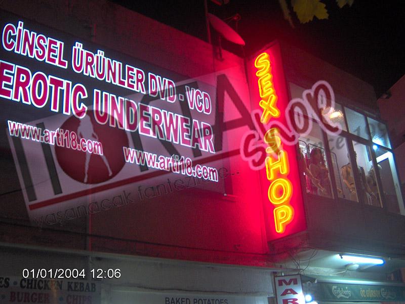 Bursa Sex Shop