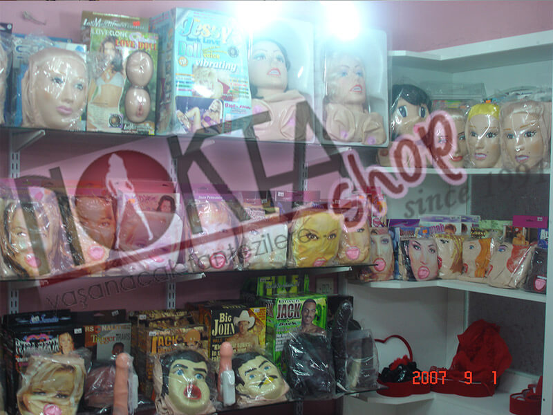 Şırnak Sex Shop Mağazaları