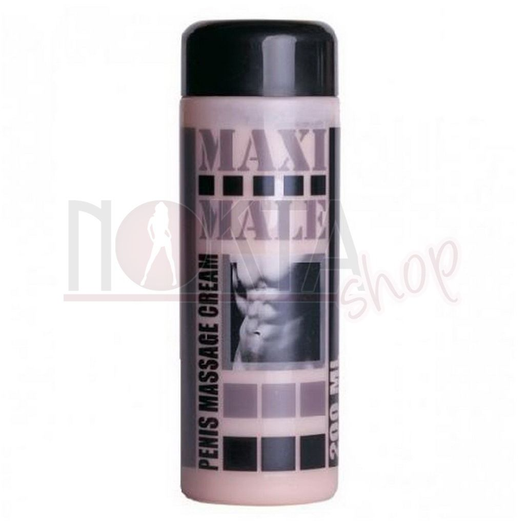 Maxi male penis massage cream 200ml penis kremi
