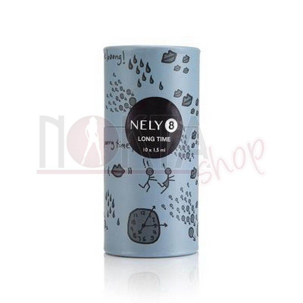 Nely8 long time delay krem 10lu paket 10x1.5ml
