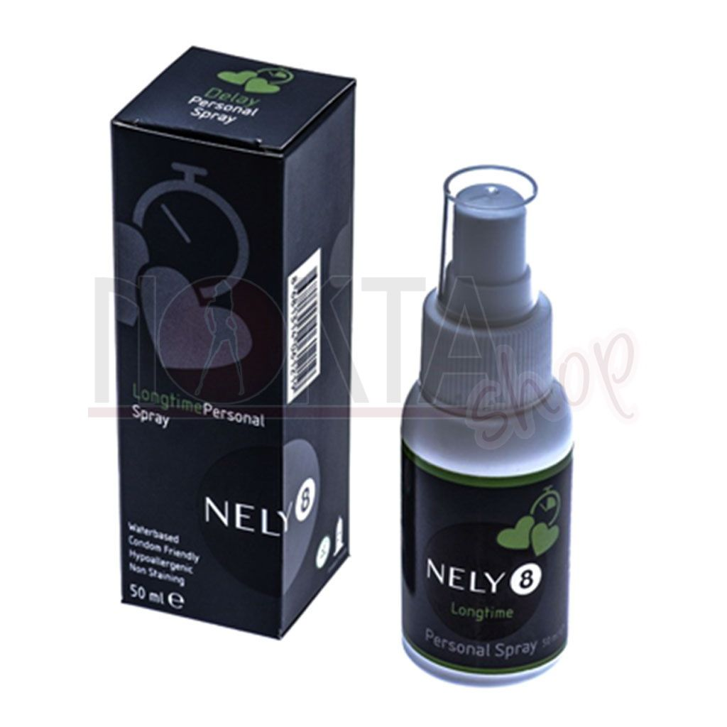 Nely8 long time personel delay sprey 50ml