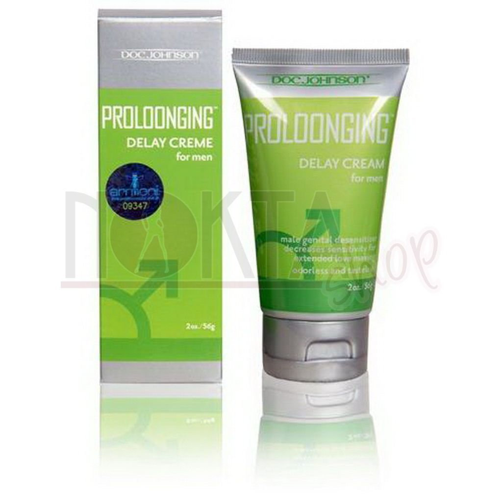 Proloonging delay creme for men delay krem 56gr