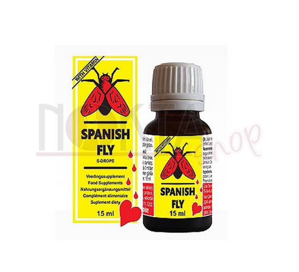 Spanish fly 15ml bayan damla